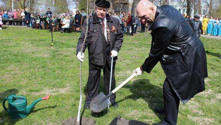 Депутат Валуев провел для стародубских школьников урок экологии