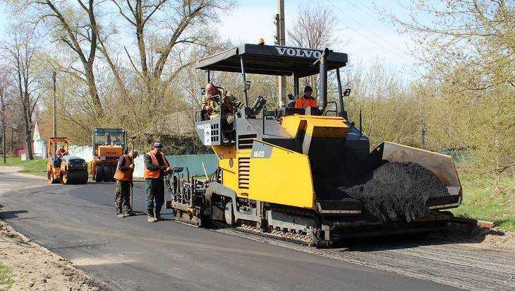 В Брянской области на 471 километр дорог израсходуют 4,8 миллиарда