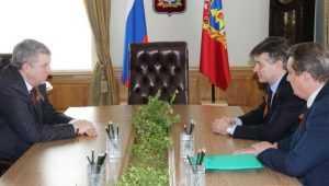 Виктор Васильев возглавил инспекцию труда в Брянской области