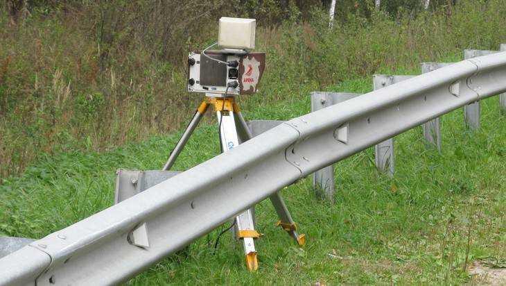 С 1 мая сотрудники ГИБДД выставят на брянских дорогах множество камер
