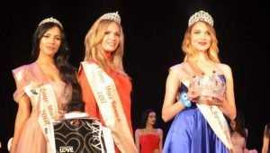Конкурс «Мисс Брянск – 2017» выиграла 19-летняя Мария Тарабанько