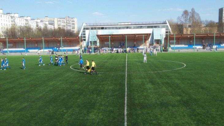 Брянское «Динамо» вырвало волевую ничью в Чертанове