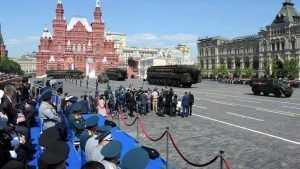Парад Победы порадует новинками военной техники