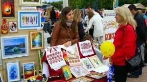 На Кургане Бессмертия пройдет выставка ремёсел «Брянск — город мастеров»