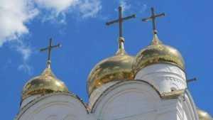 Брянские казаки ответили ненавистникам поклонного креста