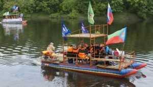 Брянские студенты и белорусская молодёжь отправятся «По волнам Ипути»