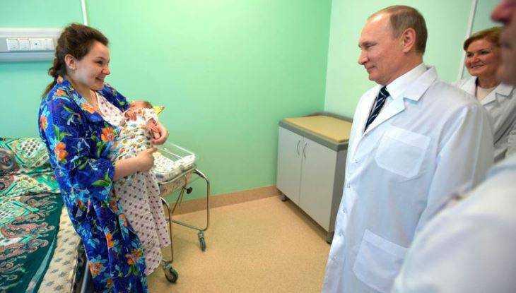 В новом перинатальном центре Брянска за два месяца родились 411 детей