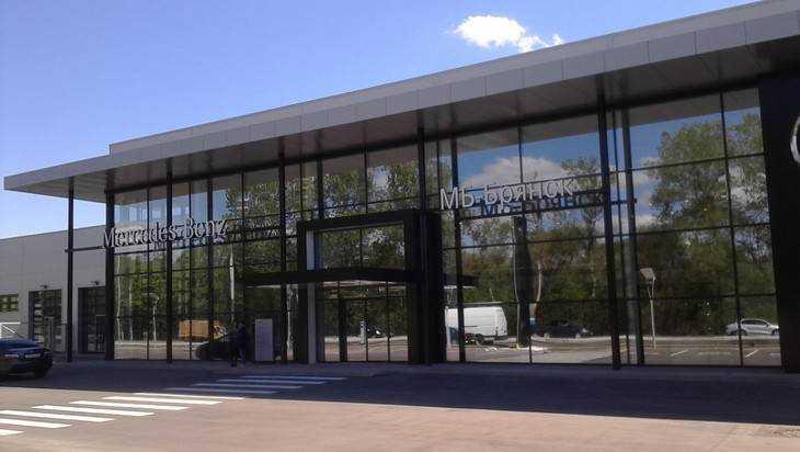 В Брянске откроется дилерский центр «Мерседес»