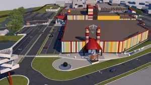 В городе Дятьково откроют современный торгово-развлекательный центр