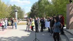 Калужские школьники выступили против поборов
