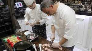 Итальянцы приготовили в Брянске пасту и научились выпекать пряники