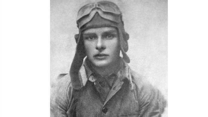 Брянец почтил память летчика, погибшего на Кубани