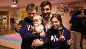 Участниками соревнований ползающих малышей в Брянске станут 80 детей