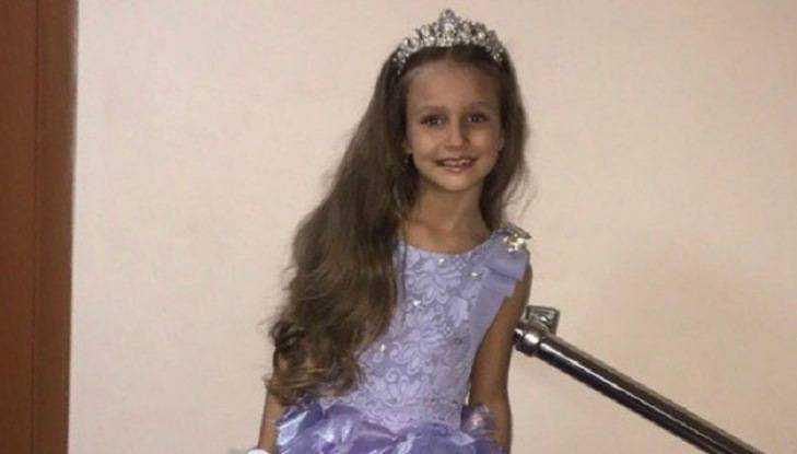 Дочь брянского бизнесмена Коломейцева стала маленькой волшебницей