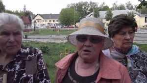 В Пролетарском сквере Брянска провокаторы вбили гвозди в каштаны