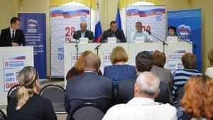 Участники брянского голосования «Единой России» рассказали о развитии села