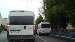 Брянских маршрутчиков электронными билетами заставят платить налоги