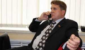 С брянским депутатом Тюлиным в тюрьме случилась большая неприятность