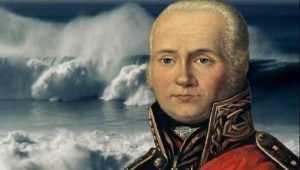 В Брянске откроют памятник легендарному адмиралу Фёдору Ушакову
