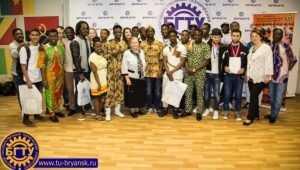В Брянске прошел День Африки