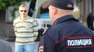 В Брянске задержан «террорист», сообщивший об угрозе взрыва дома