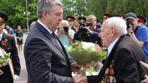 В Брянске начались Дни Москвы, которые продолжатся вечерним концертом