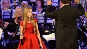 Брянская певица Настя Гладилина станет участницей детского «Евровидения»