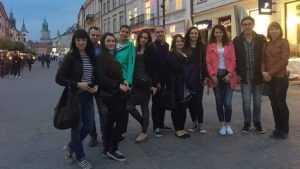 Брянские студенты прошли стажировку в Польше