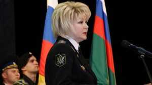Орловчанка Елена Бывшева возглавила службу брянских приставов