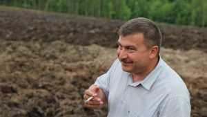 Брянский фермер и огретый дрыном эколог обменялись ударами