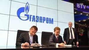 Брянский завод и «Газпром» договорились о производстве в Астрахани