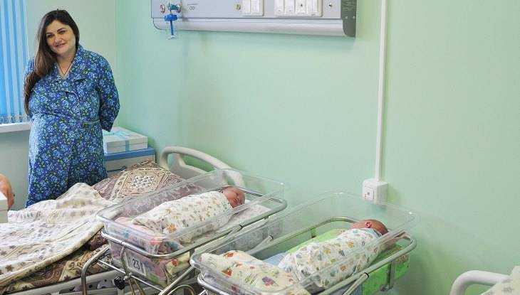 В брянском перинатальном центре за ночь 1 июня родились пять малышей