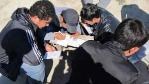 В Брянске узбеков наказали за субботник на набережной