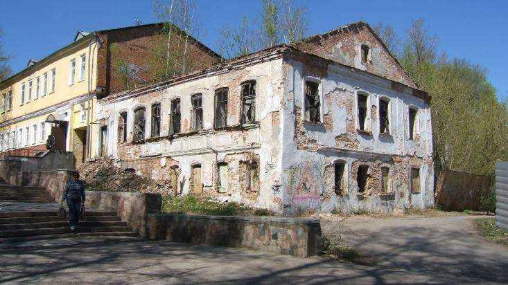 В Брянске отреставрируют четыре исторических дома на бульваре Гагарина