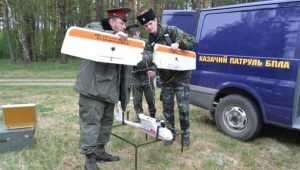 Калужские казаки будут обучать пилотов беспилотных воздушных судов