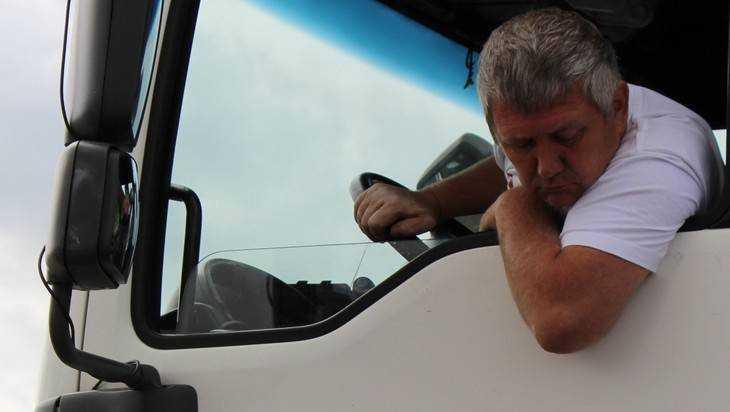 Брянское автопредприятие наказали за голых водителей