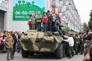 Брянский суд оштрафовал призывника за уклонение от армии