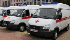 Брянские больницы получили 19 новых машин «скорой помощи»