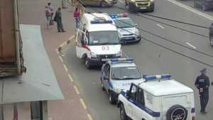 В Брянске на Никитинской полиция завершила поиски бомбы