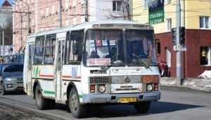 Власти назвали маршрутки, которые будут возить брянцев за 16 рублей