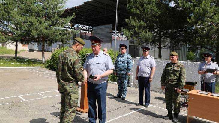 Брянские бойцы «Торнадо» отметили 26-летие отряда