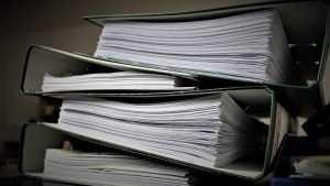 Госорганам разрешат хранить электронные версии документов вместо бумажных
