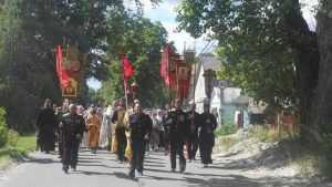Брянские казаки приняли участие в крестном ходе