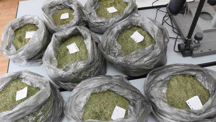 Брянский контрабандист с наркотиками на 100 миллионов получил 11 лет колонии