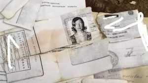 Около брянского села обнаружили копии паспортов и судебных документов