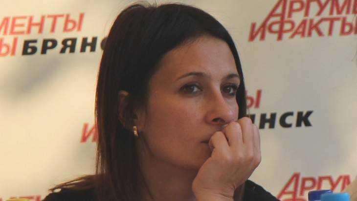 «Яблочница» Ольга Махотина обвинила брянских большевиков в лицемерии