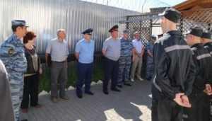 Брянская прокуратура опровергла информацию об ОМОНе в «денинской» колонии