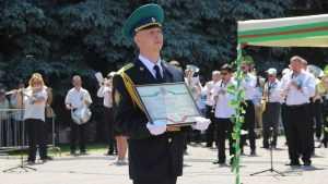 День партизан и подпольщиков брянцы встретили с братьями-белорусами