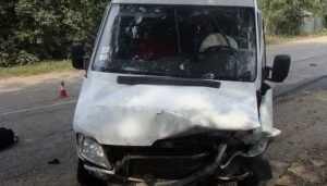 В ДТП на брянской трассе погибла женщина и пострадали три человека