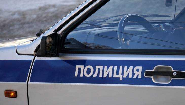 Брянская полиция поймала пытавшихся скрыться на машине наркодельцов